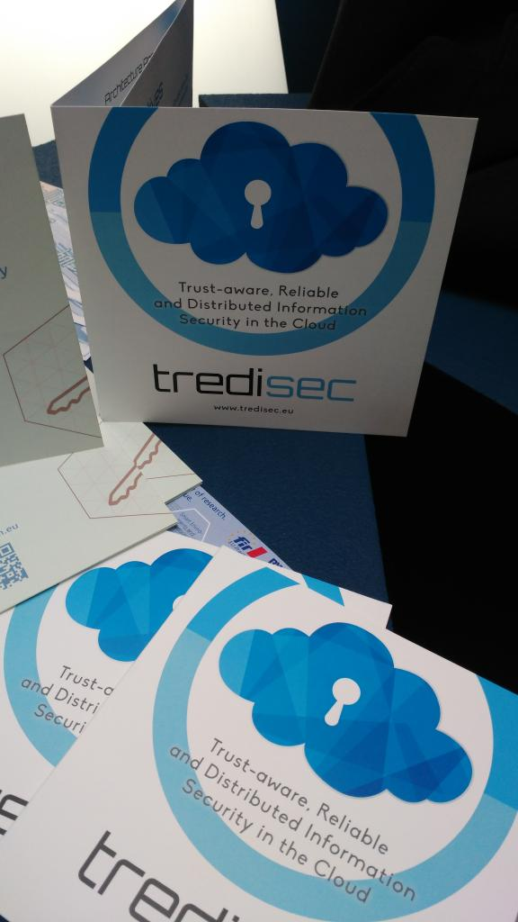 TREDISEC at the ICT 2015 Event